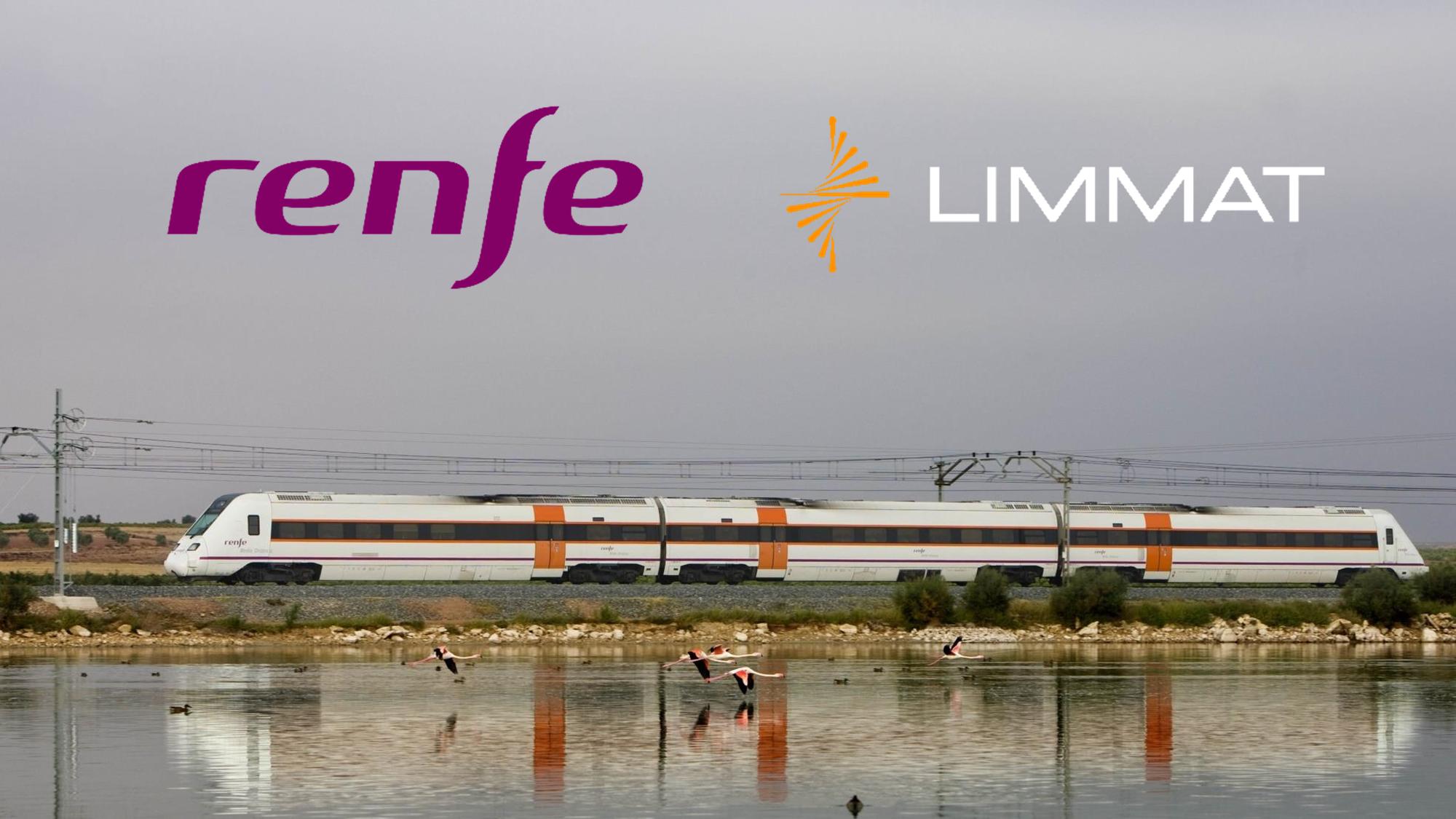 Renfe desarrolla un proyecto piloto de plataforma de mantenimiento inteligente para las series 598 y 599